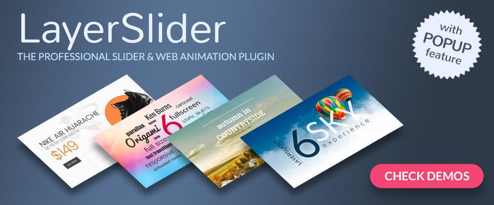 LayerSlider WordPress Plugins 2018