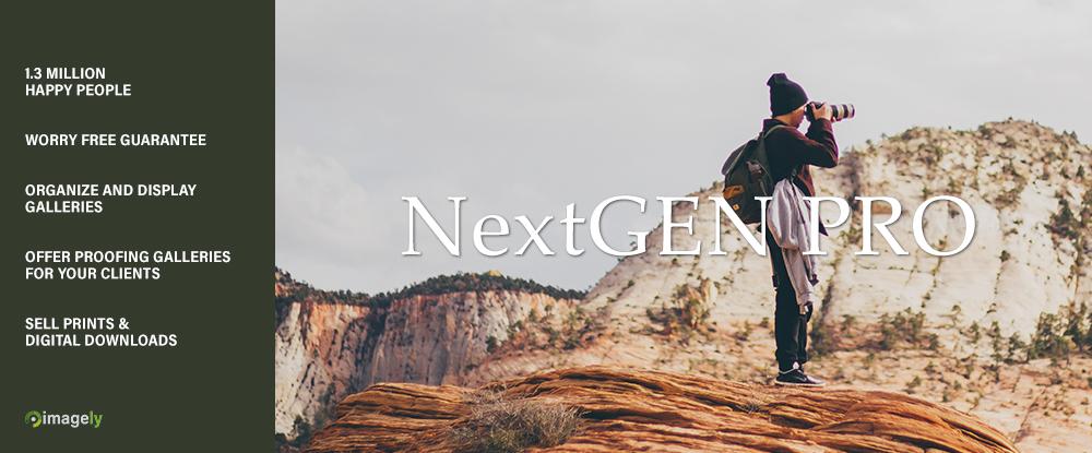 NextGEN Gallery & NextGEN Pro WordPress Plugins 2018