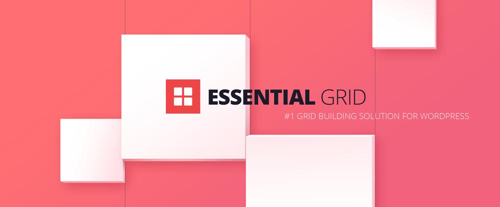 Essential Grid WordPress Plugin WordPress Plugins 2018