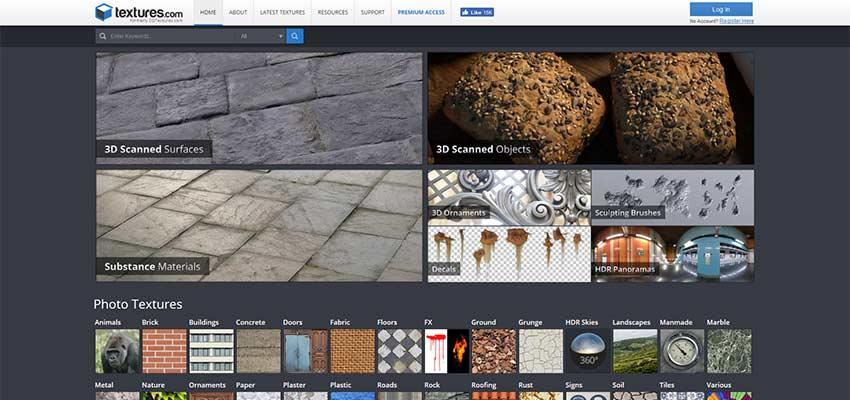 Textures.com