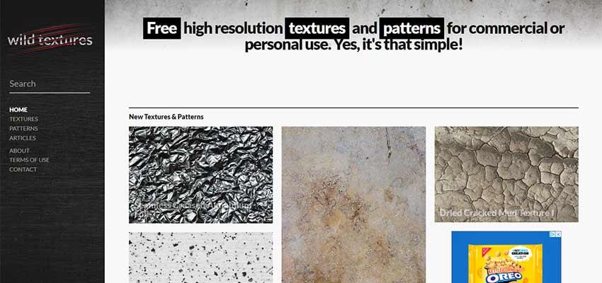 Wild Textures