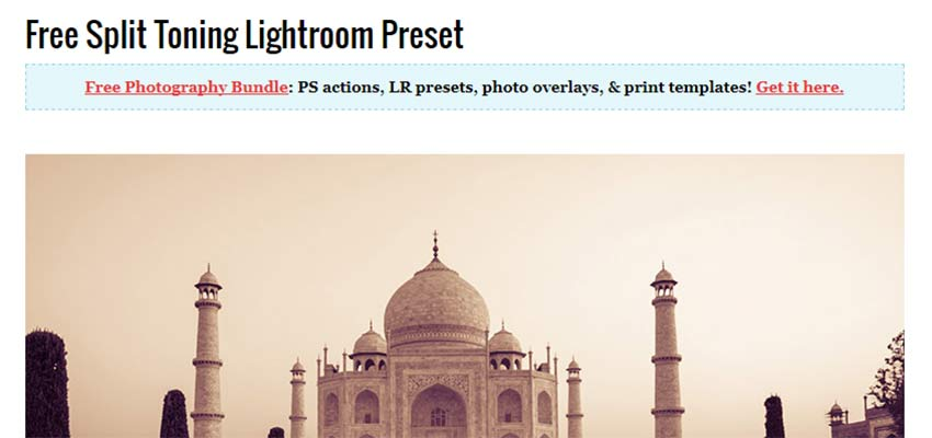 Supercharge Your Photos with 15+ Free Lightroom Presets