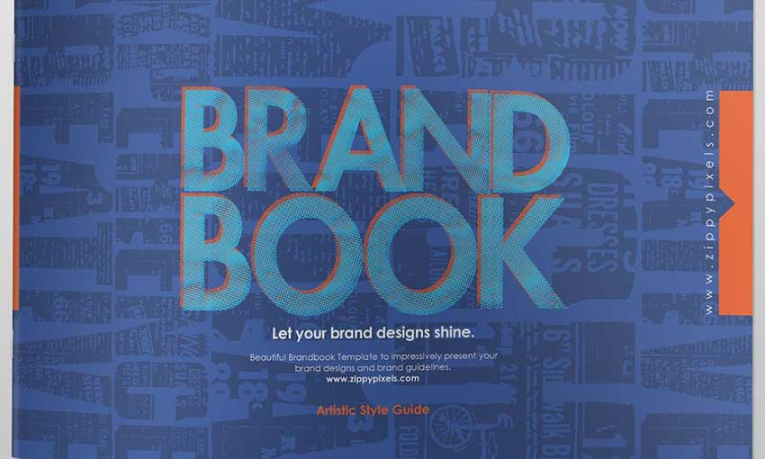 Cool Blue Brand Book