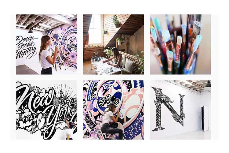17 Inspiring Hand-Letterers to Follow on Instagram