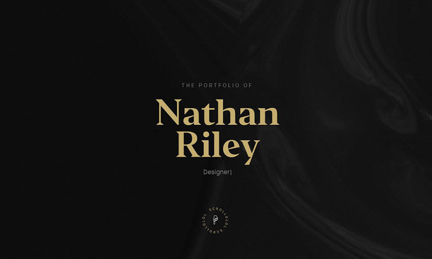 Portfolio of Nathan Riley