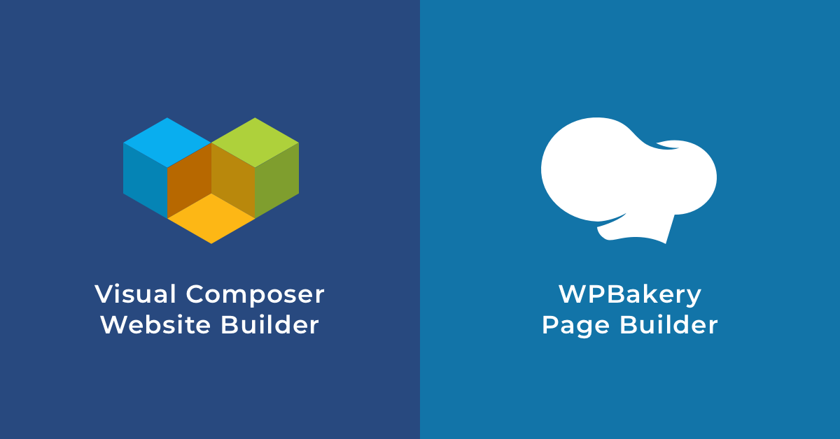 Head-To-Head Comparison: Visual Composer Website Builder and