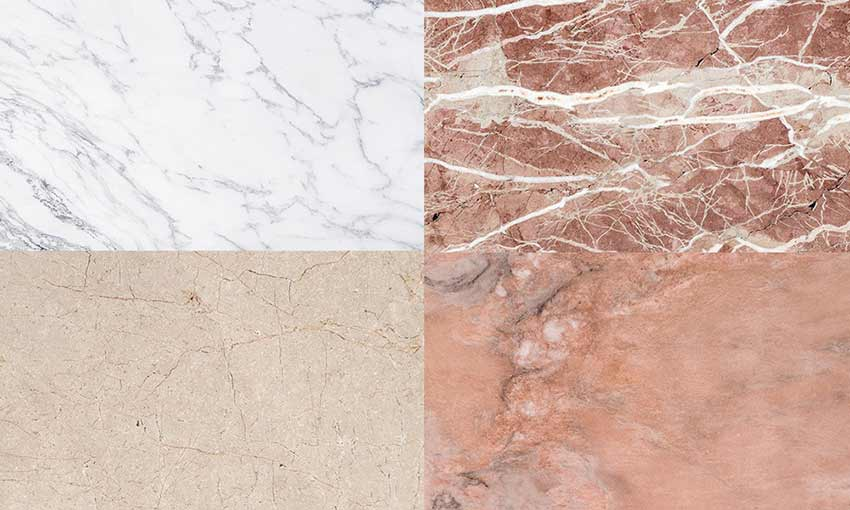 Example of 6 Marble Textures Vol.2