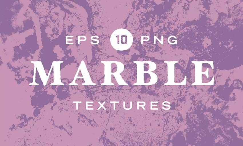 Example of 10 Marble Textures
