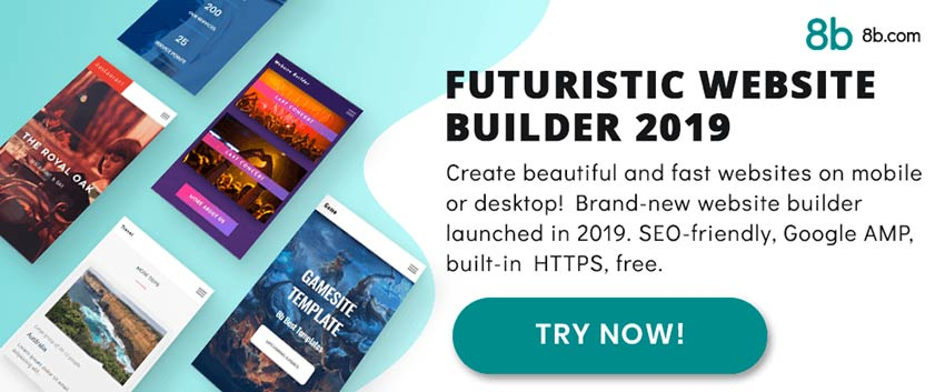 9 Tools to Help You Build Beautiful Websites Quickly and Easily