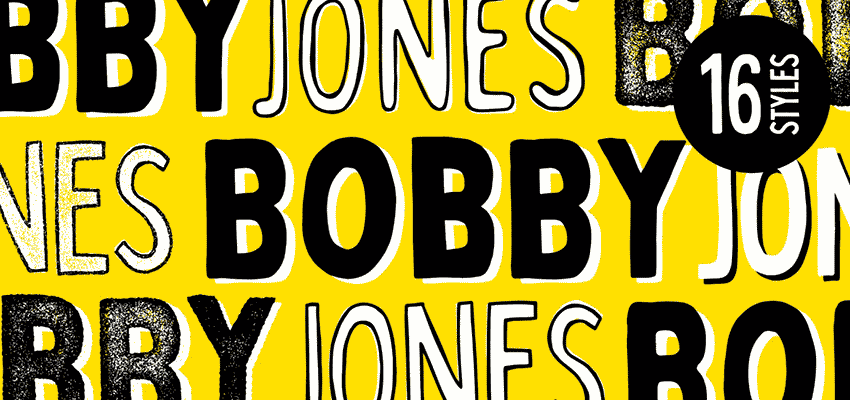 Example of Bobby Jones