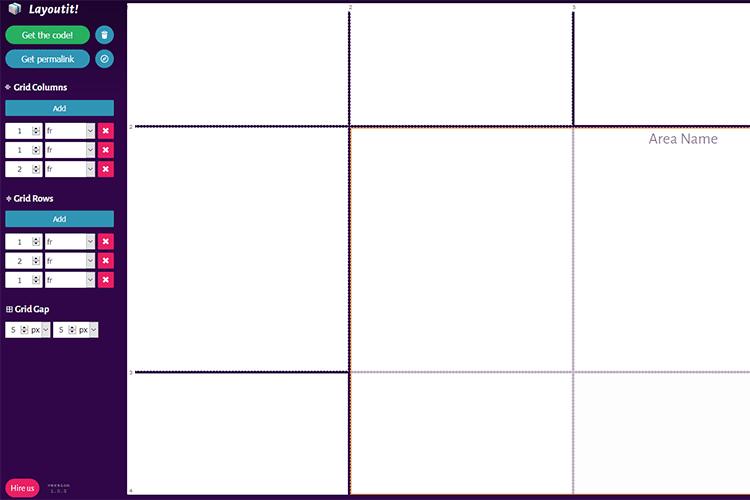 Interactive CSS Grid Layout Generators - 1stWebDesigner