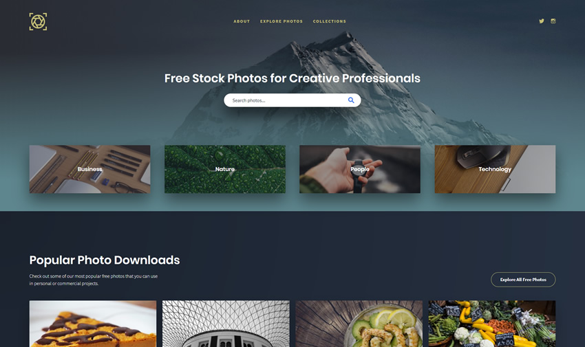 ShotStash - Free Stock Photography For Creative Professionals