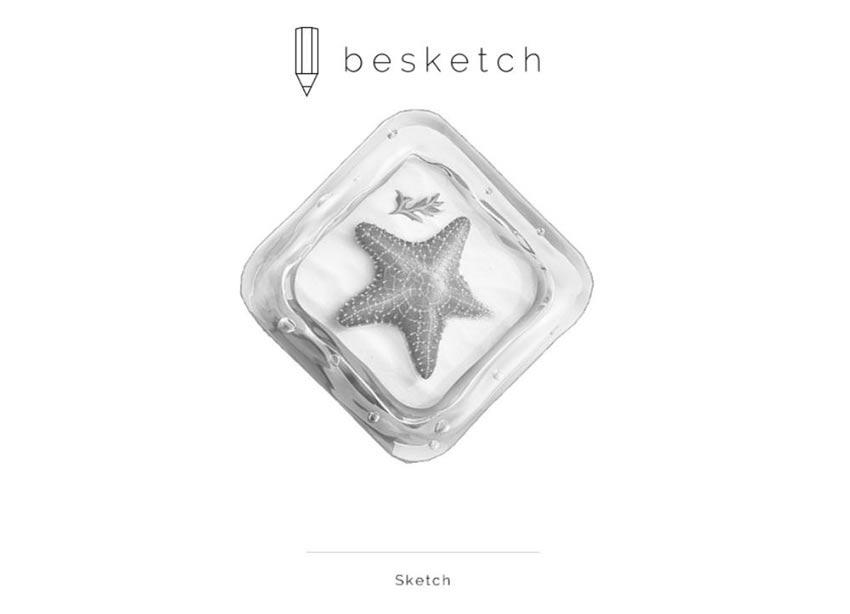 BeSketch WordPress Theme
