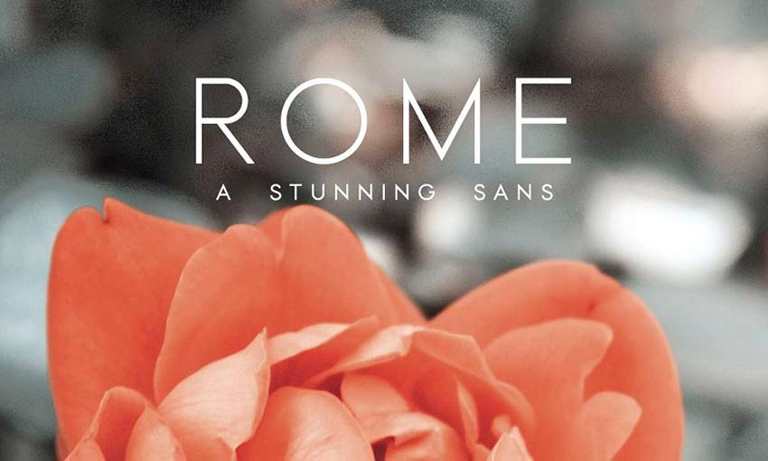 Example of Rome by Jen Wagner Co