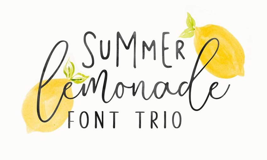 Example of Summer Lemonade by Hart Foundry