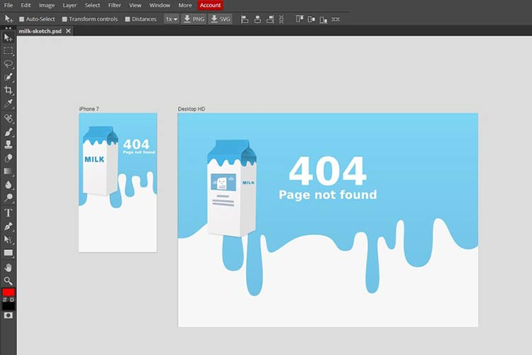 Photoshop Alternatives for Designers
