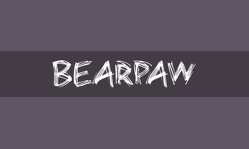 Example of Bearpaw by Dennis Anderson
