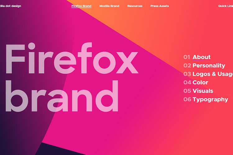 10 Beautifully Clean Websites with Minimalist Designs