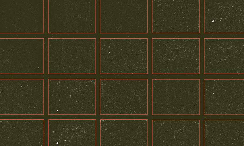 Example of 15 Free Grit & Grain Texture Brushes for Adobe Photoshop