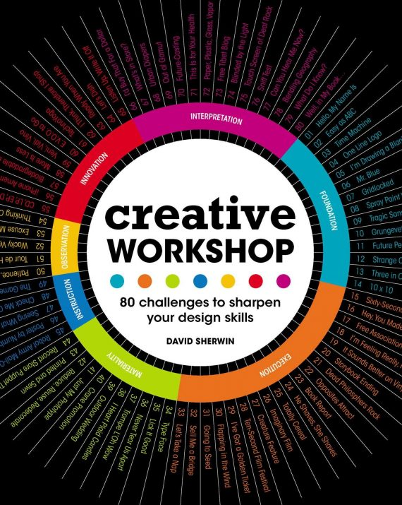 Creative Workshop - Gifts For Designers - 1st Web Designer