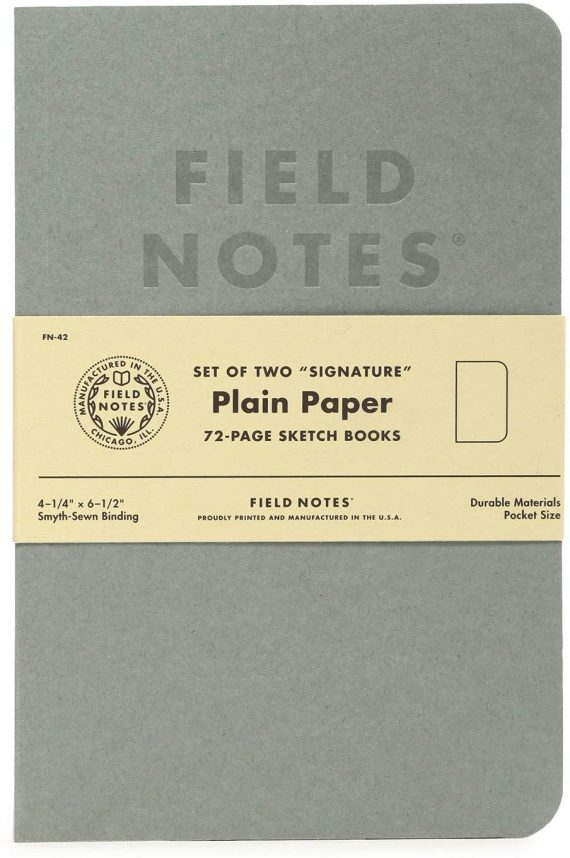 Field Notes - Gifts For Designers - 1st Web Designer
