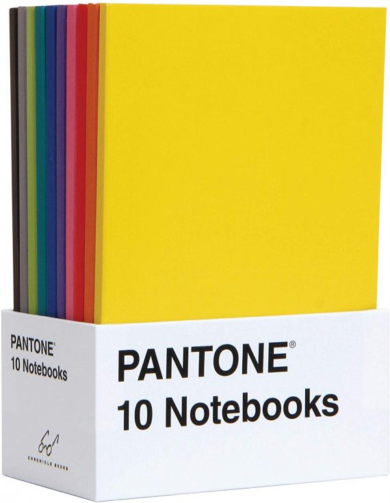 Pantone Notebooks - Gifts For Designers - 1st Web Designer