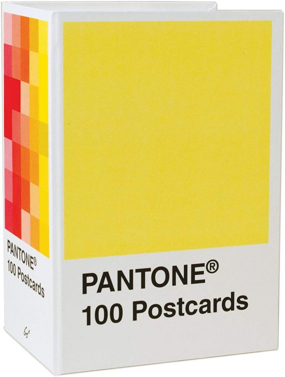 Pantone Postcards - Gifts For Designers - 1st Web Designer