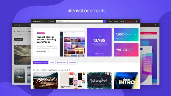 Envato Elements - Gifts For Designers - 1st Web Designer