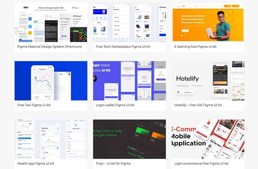 25 Free Figma Resources Tutorials Templates Ui Kits And More 1stwebdesigner