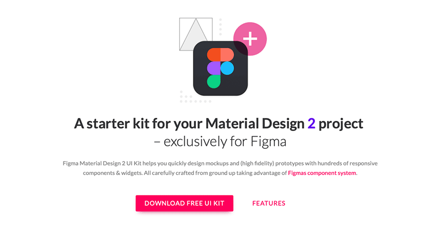 Example from Figma UI Kit