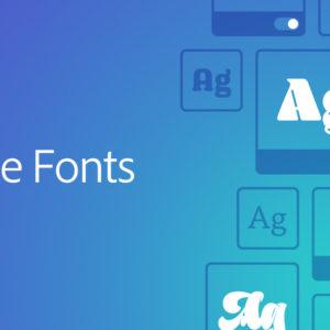 Best Adobe Font Pairings For Websites
