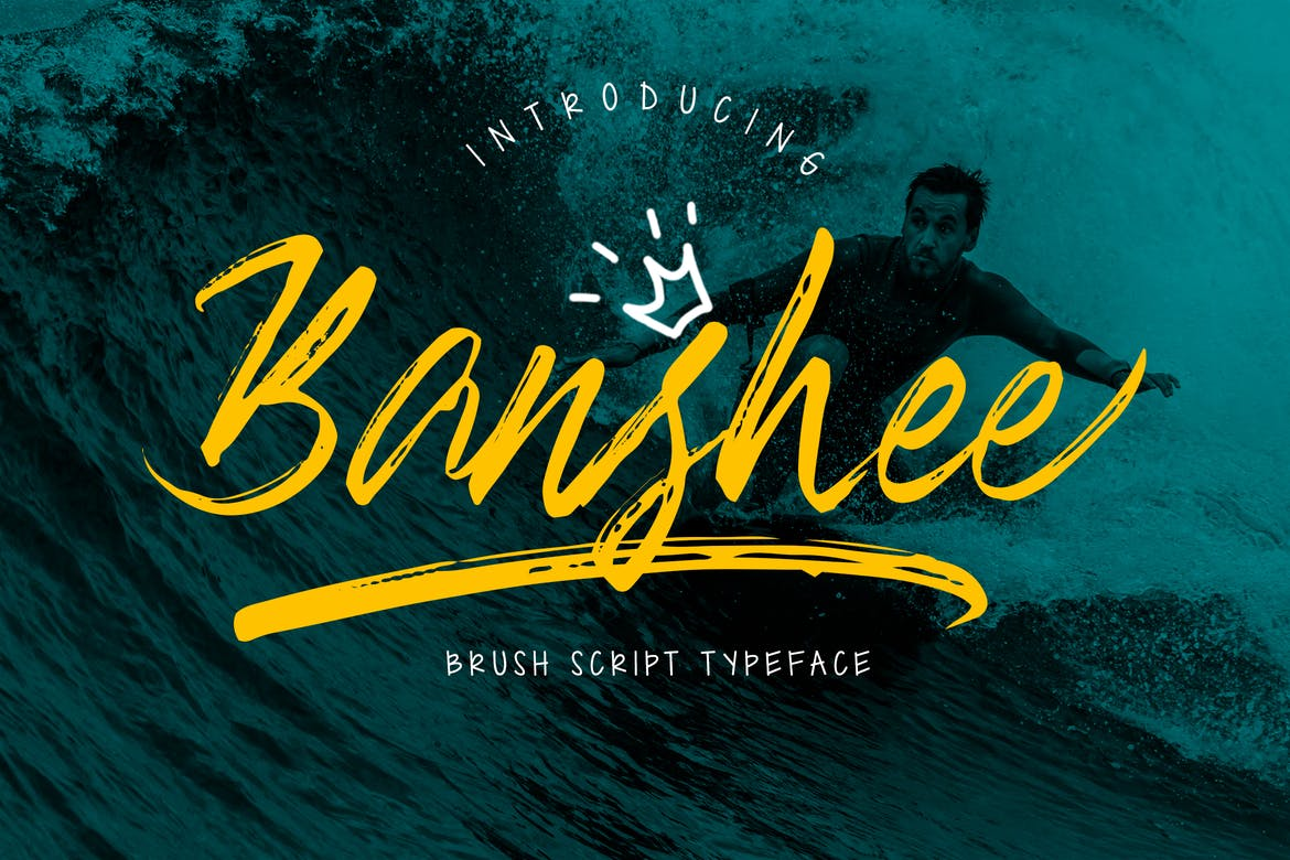 Banshee - fonts for web