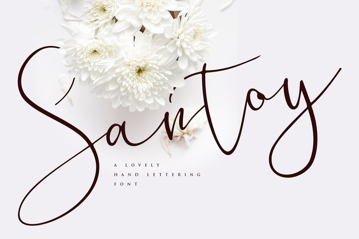 Santoy - fonts for web