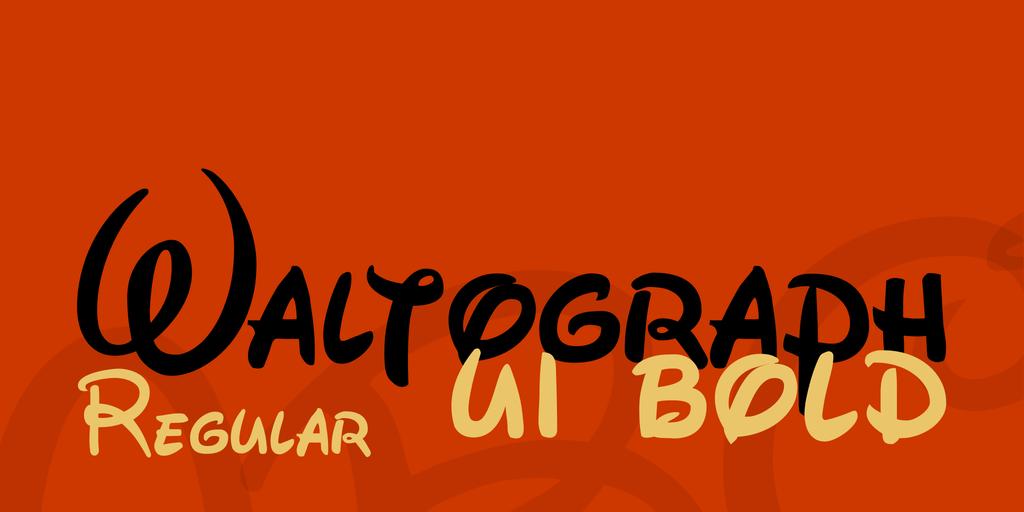 Waltograph