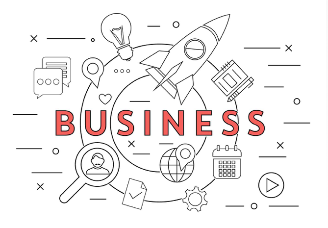Business Icon Set - Free Business Icons