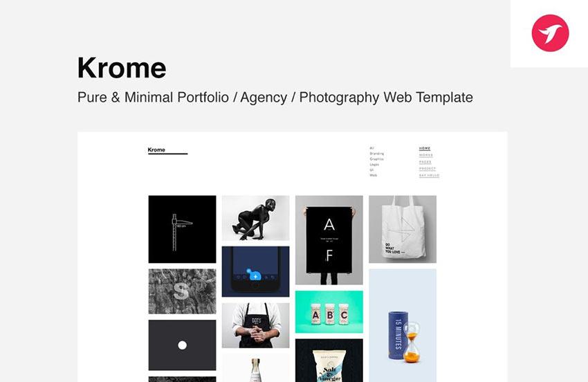 Exemple de Krome