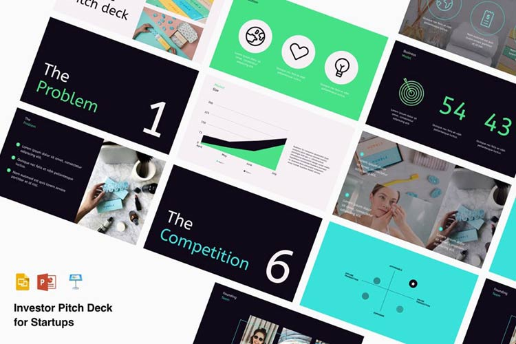 16 Pitch Deck Templates You Need to See - 1stWebDesigner