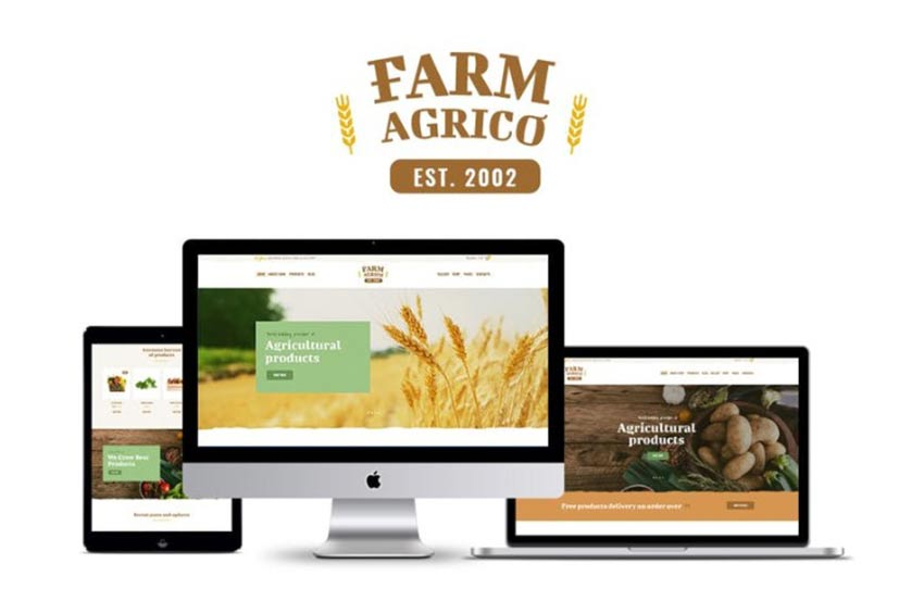 Example of Farm Agrico