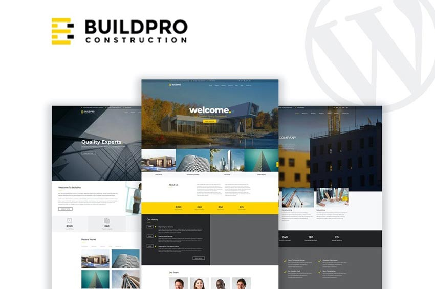 Example of BuildPro