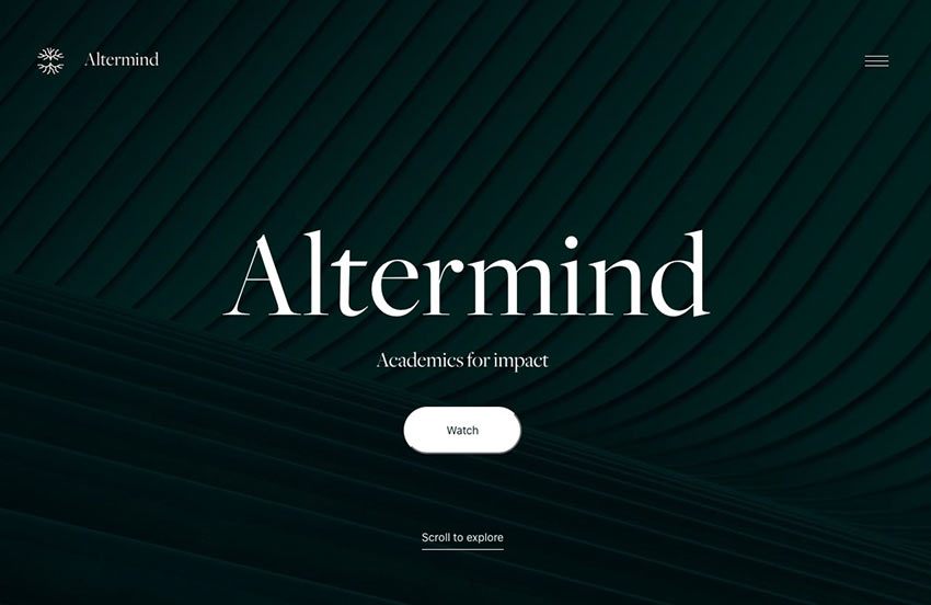 Example from Altermind