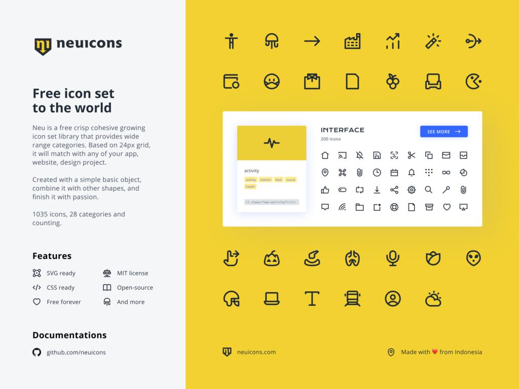 Neu Icons