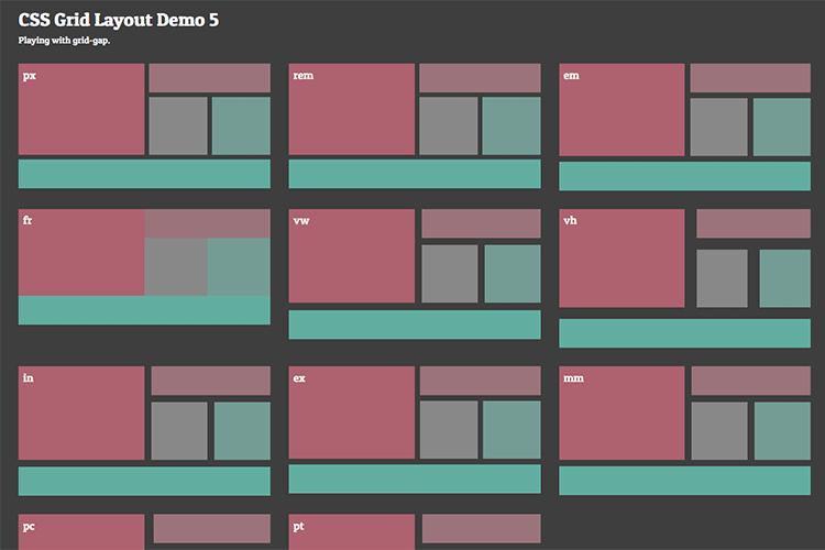 18 Grid Layouts for Building Stunning Websites - 1stWebDesigner