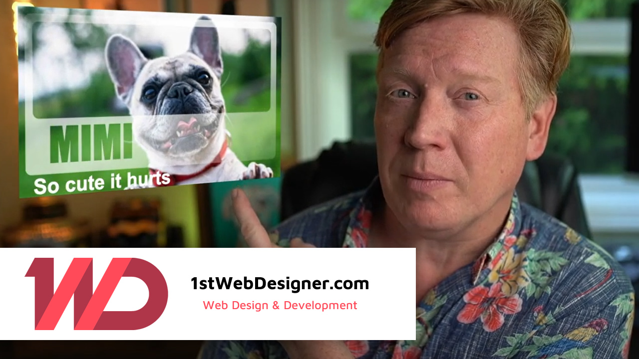 Video Tutorial: How To Create A Responsive Image Slider - 1WD