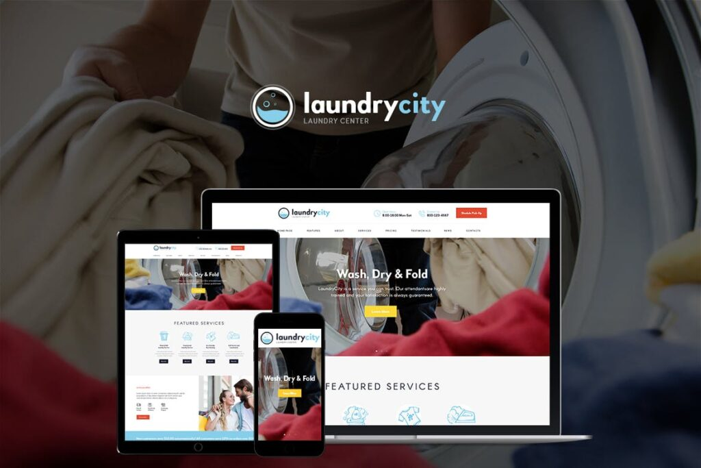 Laundry City | Dry Cleaning & Washing Services