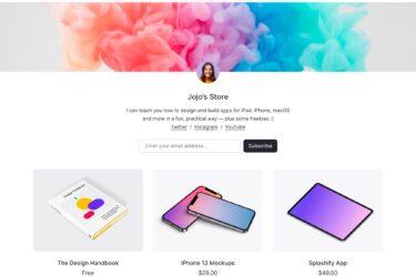 Desktop Storefront