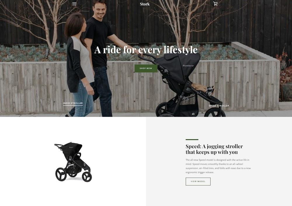 Narrative Free Shopify Theme