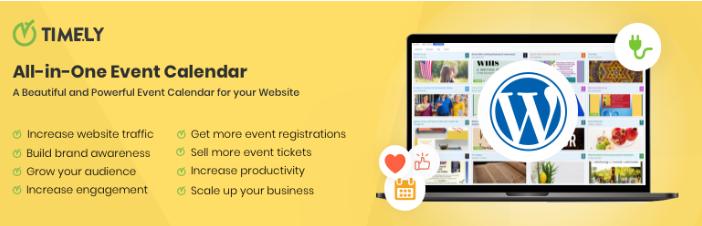 All-in-One Event Calendar - WordPress Calendar Plugins