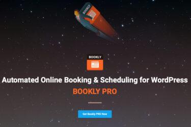 Bookly PRO - WordPress Calendar Plugins