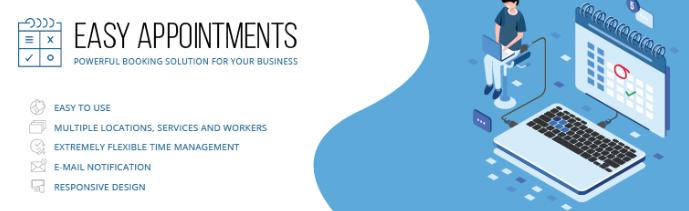 Easy Appointments - WordPress Calendar Plugins