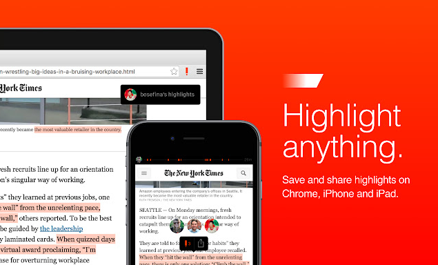 Highly Highlighter - Helpful Chrome Extensions For Web Designers & Developers